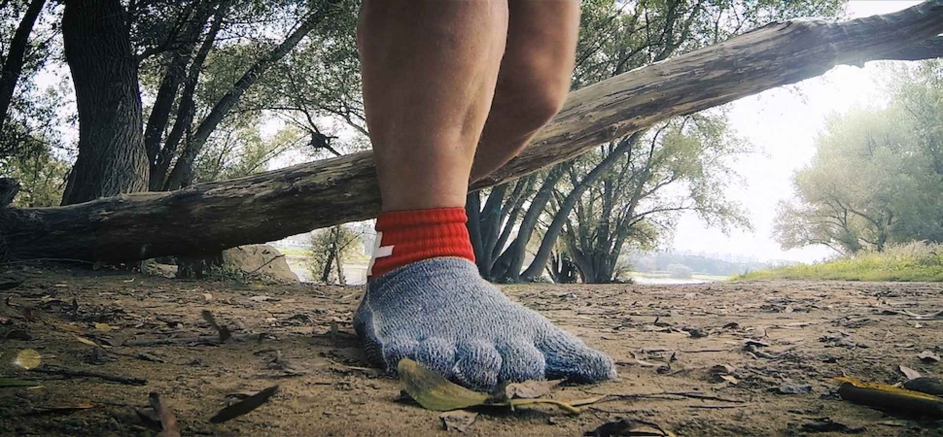 Dreaming of a More Active Lifestyle? Ditch Your Shoes and Wear These Socks Instead