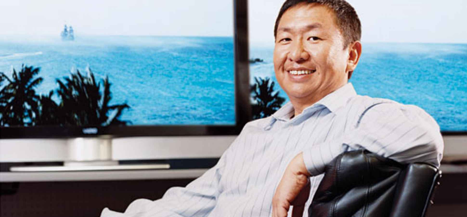 How I Did It: William Wang, CEO, Vizio, Turnaround Article | Inc com
