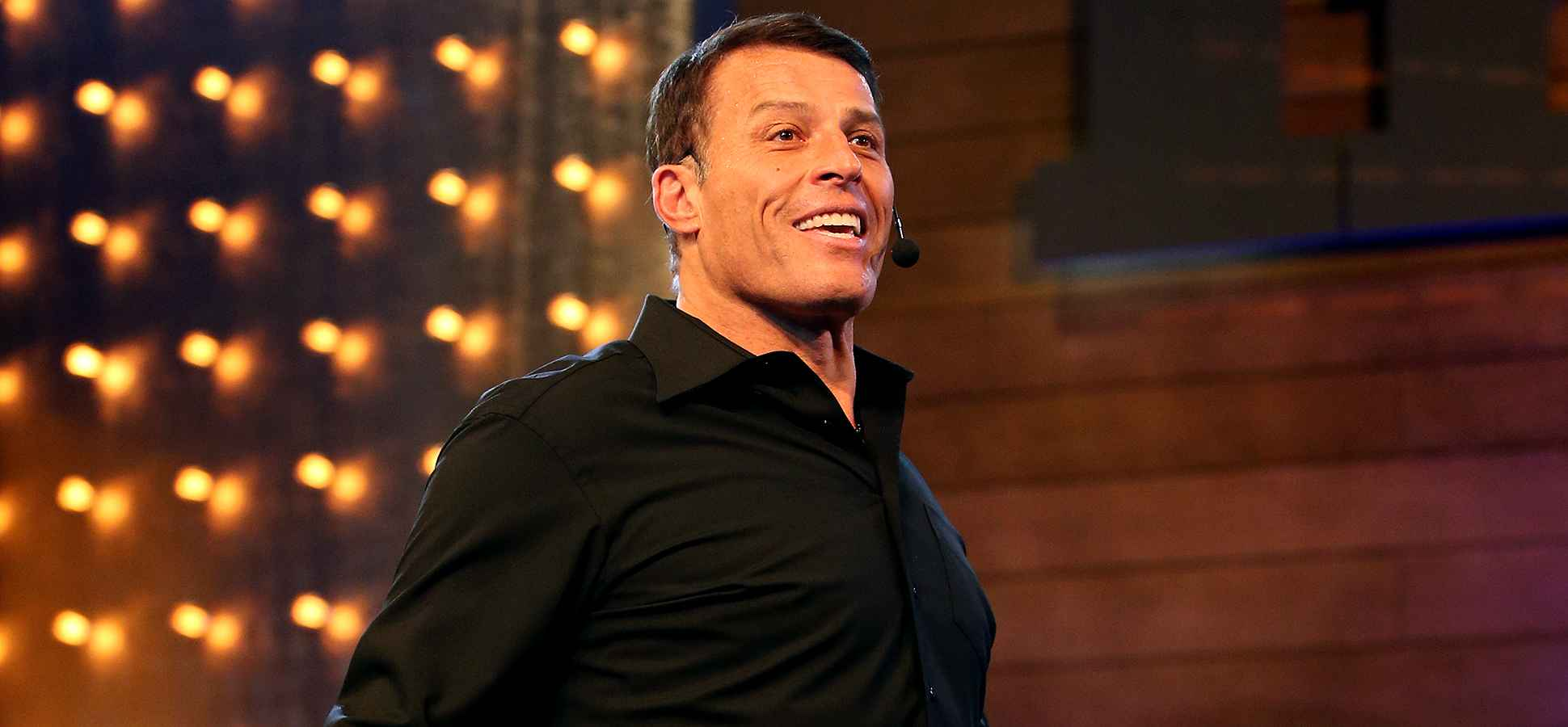 Tony Robbins: 6 Rules for Mastering the Game of Life