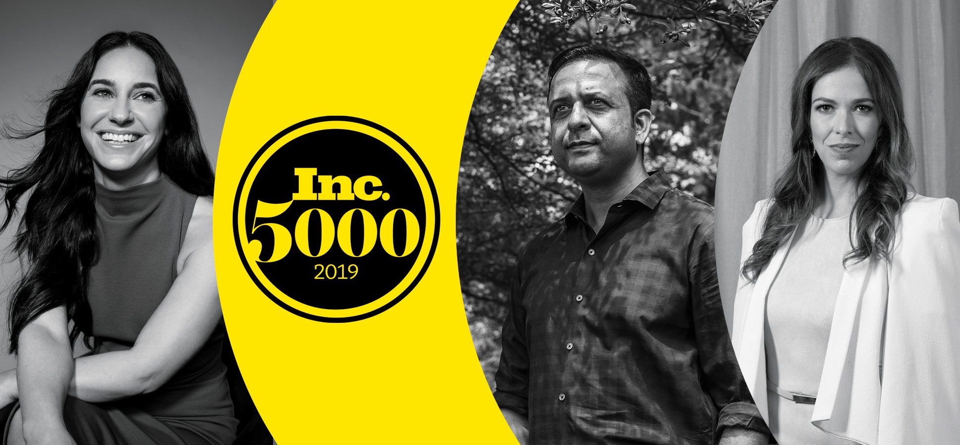 Inc 500 List 2020.Introducing The 2019 Inc 5000 The Most Successful