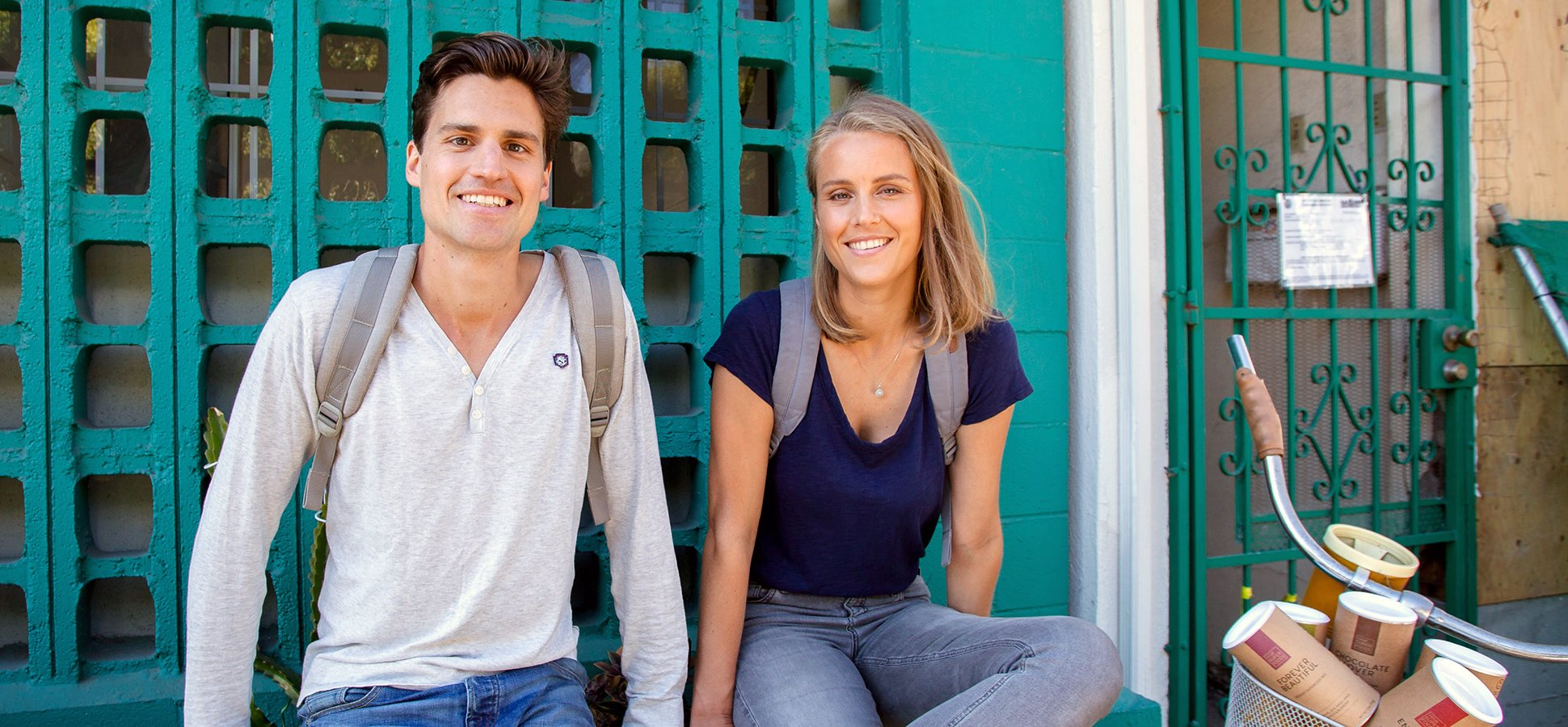Meet the Couple Behind Your Super, College Tennis Rivals-Turned-Founders
