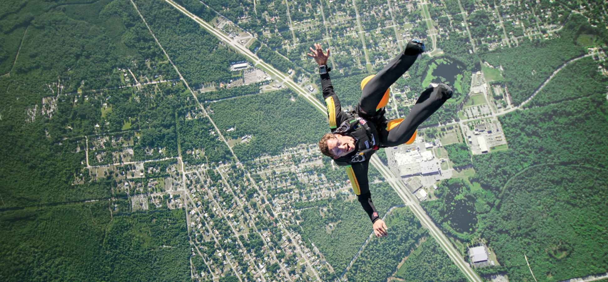 Why blueprint health founder brad weinberg is also a skydiver inc malvernweather Gallery