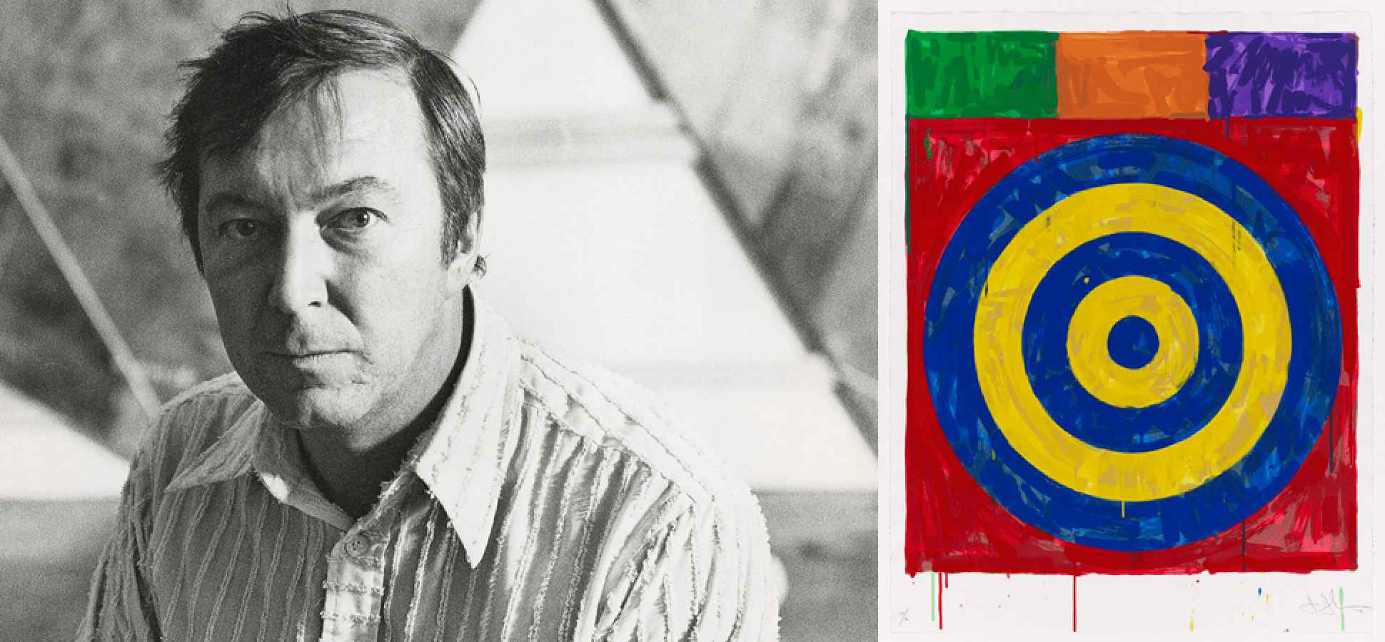 Design Lessons from the Work of Artist Jasper Johns | Inc.com