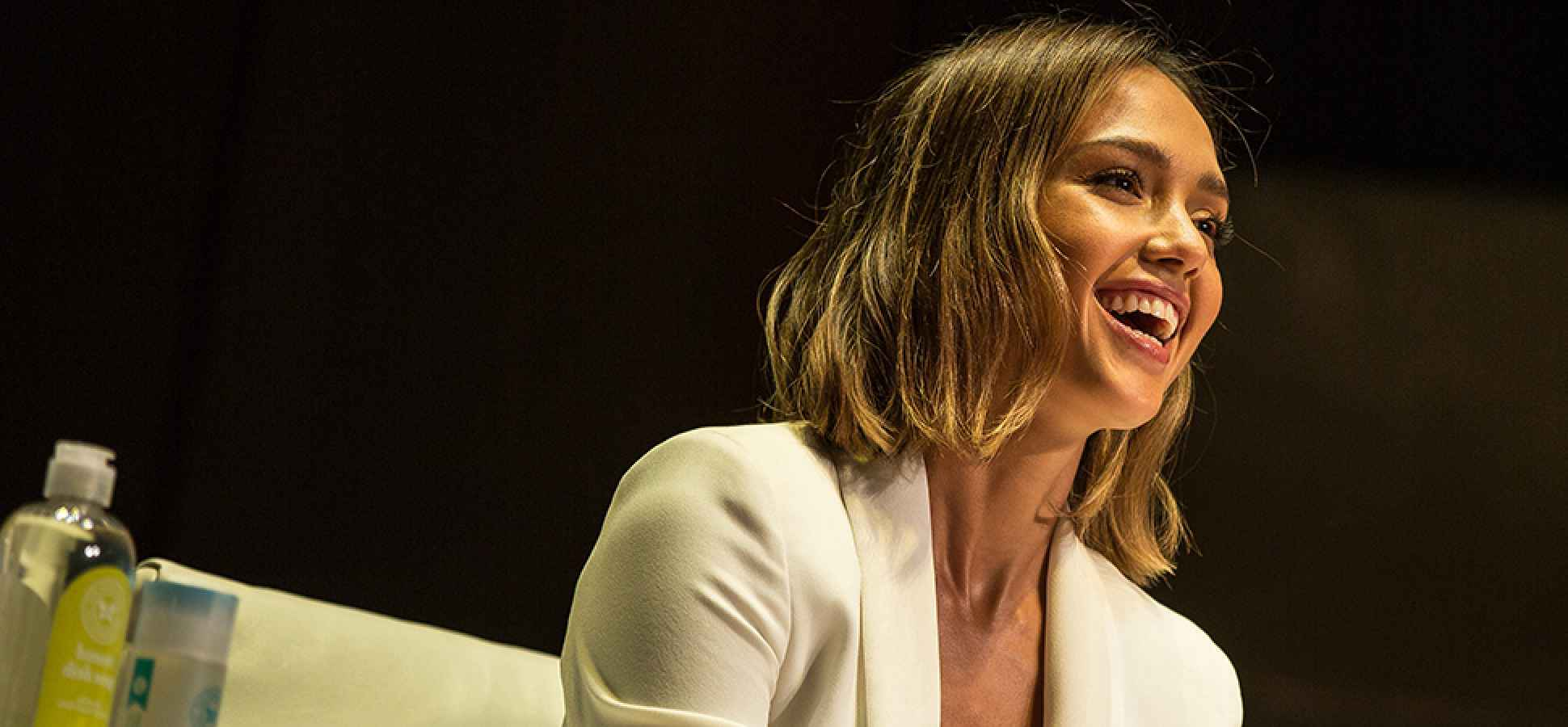 Jessica Alba's Step-by-Step Guide to Overcoming Every Doubt About Her Startup