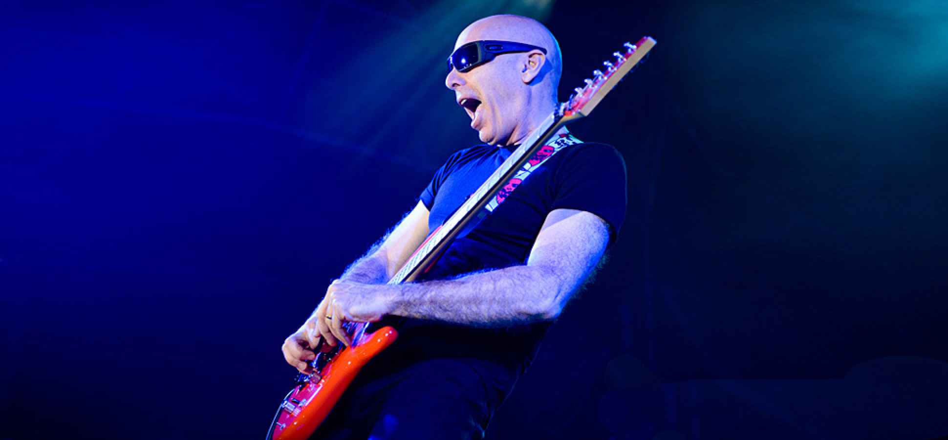 The Unexpected Entrepreneur: One-on-One With Joe Satriani
