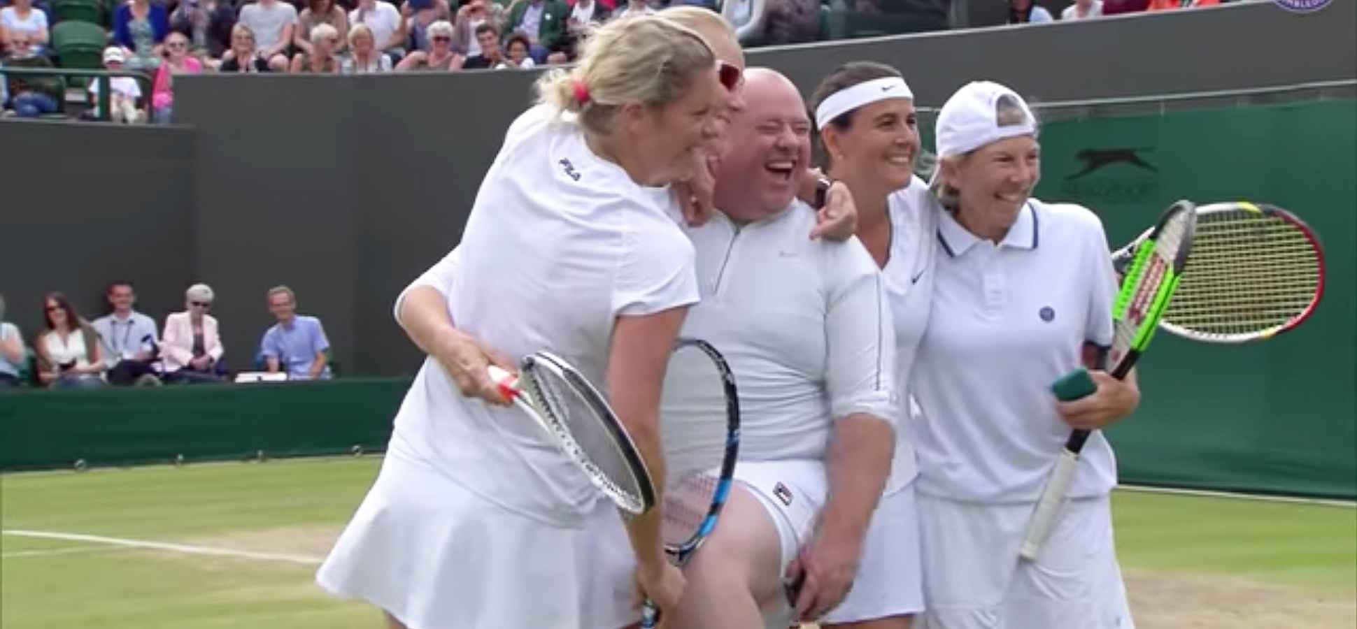 Kim Clijsters Broke the Rules at Wimbledon Here s What We Can