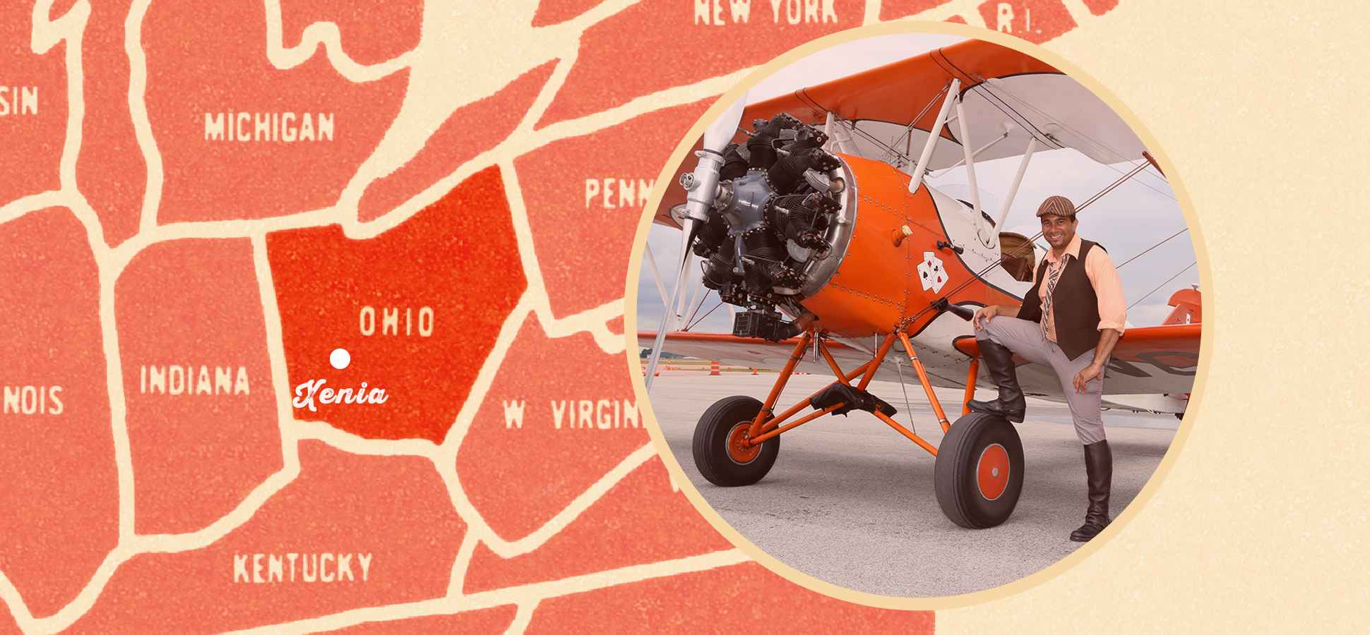 Goodfolk & O'Tymes Biplane Rides Is Bringing Air Travel Back to Its