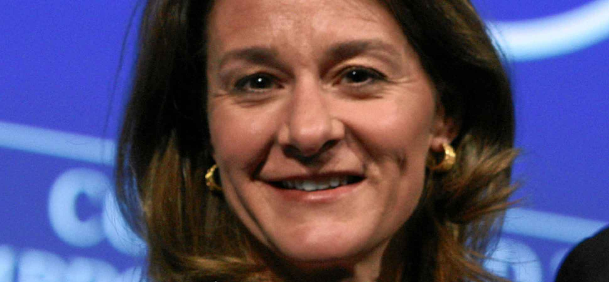 Melinda Gates to Start-ups: Use Technology for Social Change