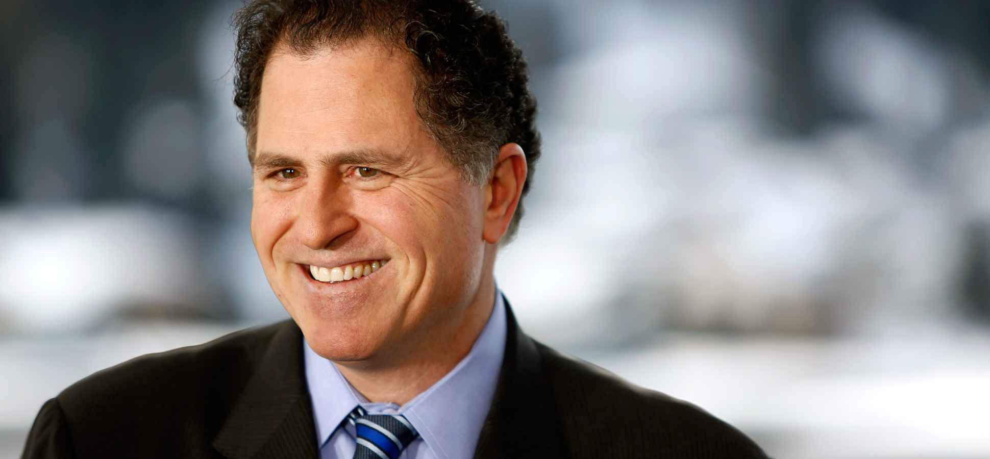 Michael Dell On The Dirty Little Secret About Big Data