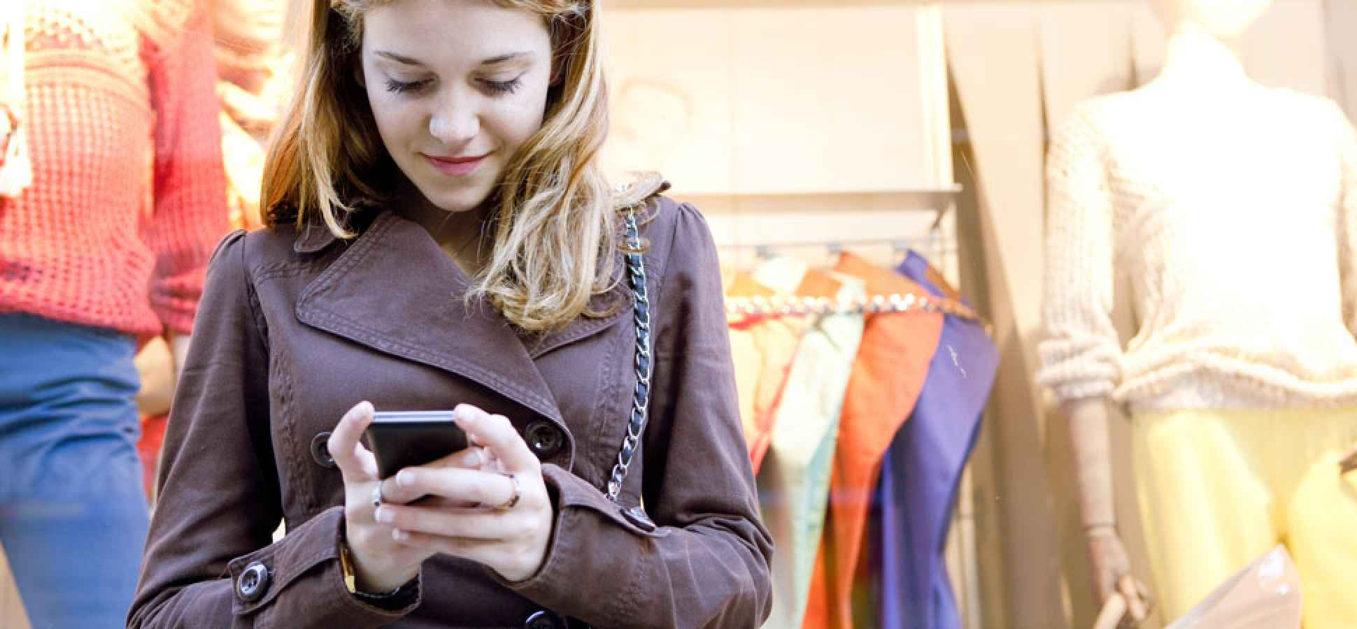 Why No One's Cracked Mobile E-Commerce Yet