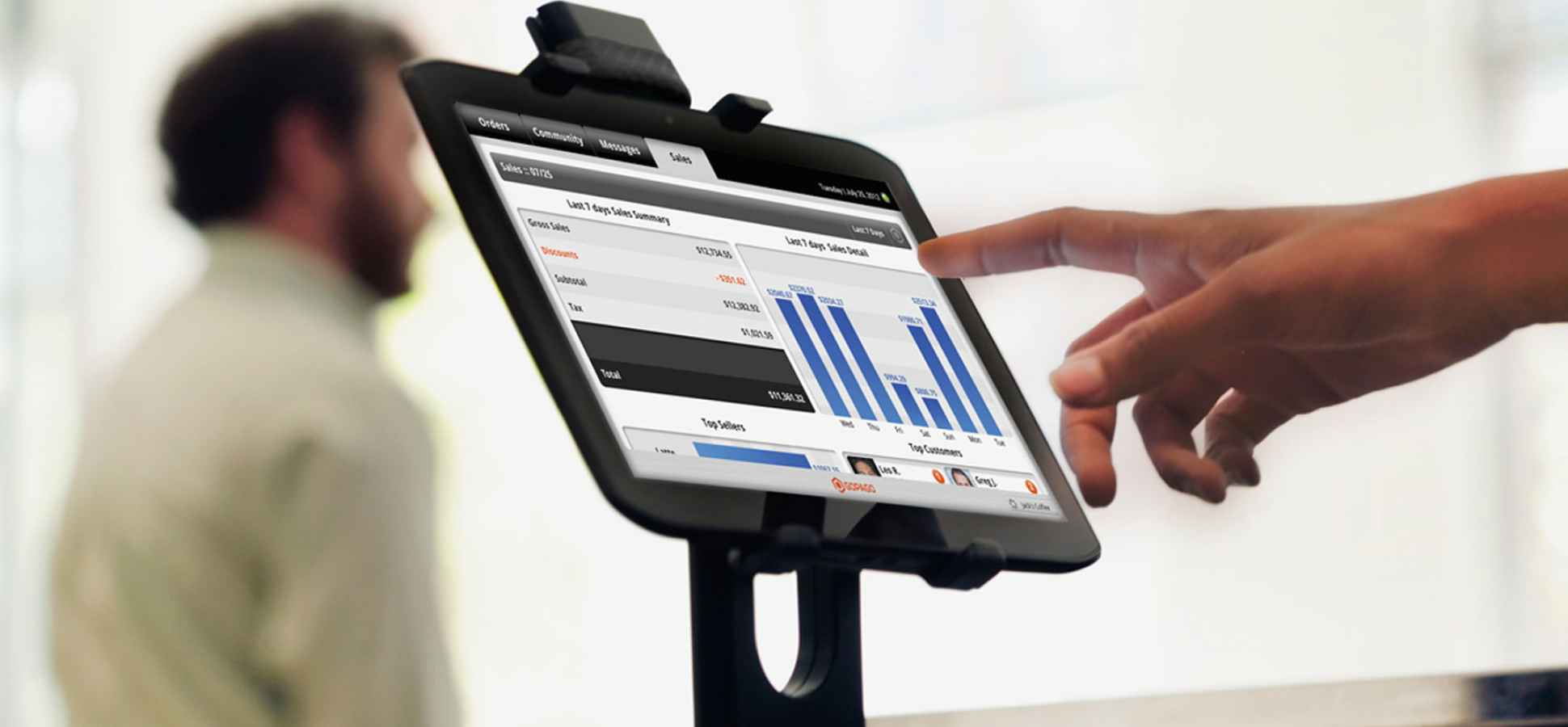 Which mobile payment service is best for your business inc reheart Images