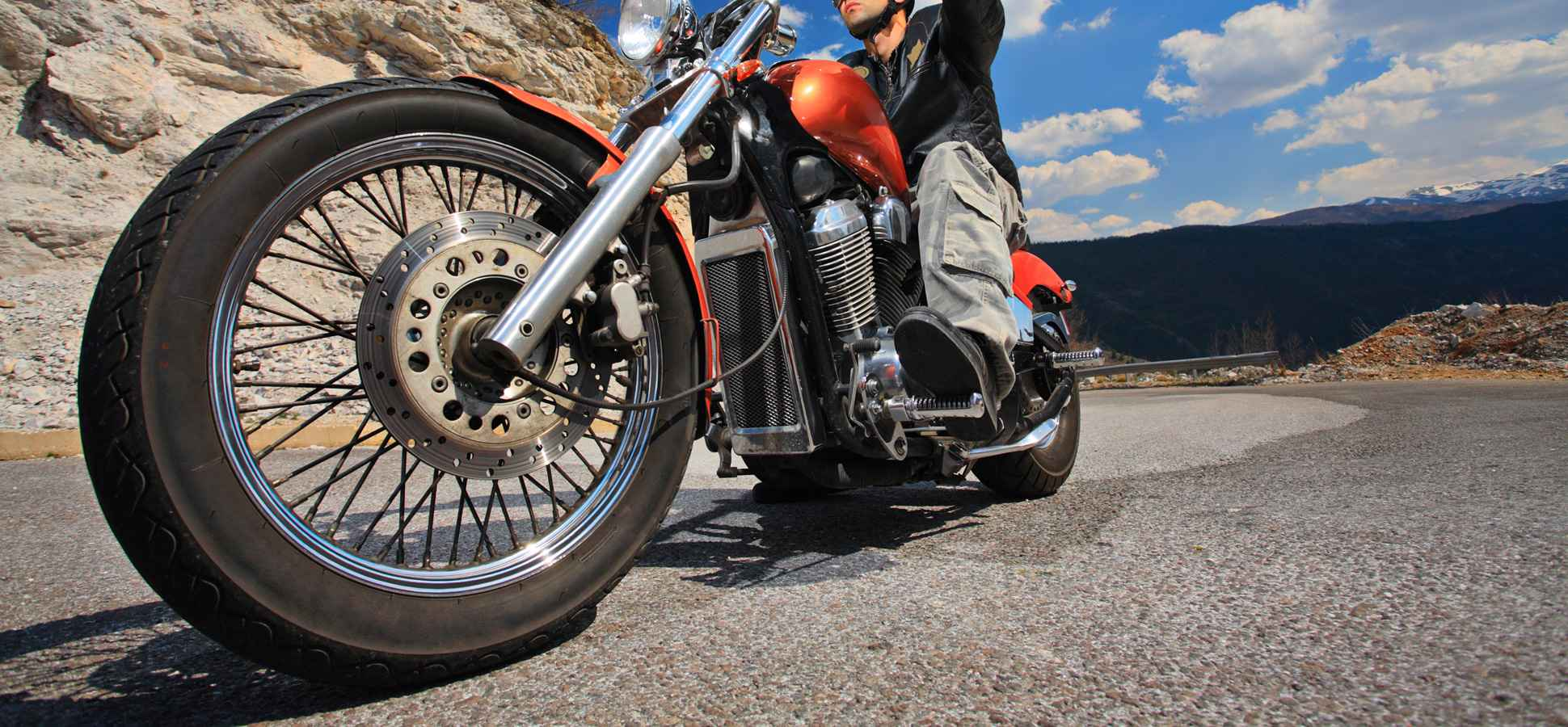 5 Reasons You Should Own a Motorcycle