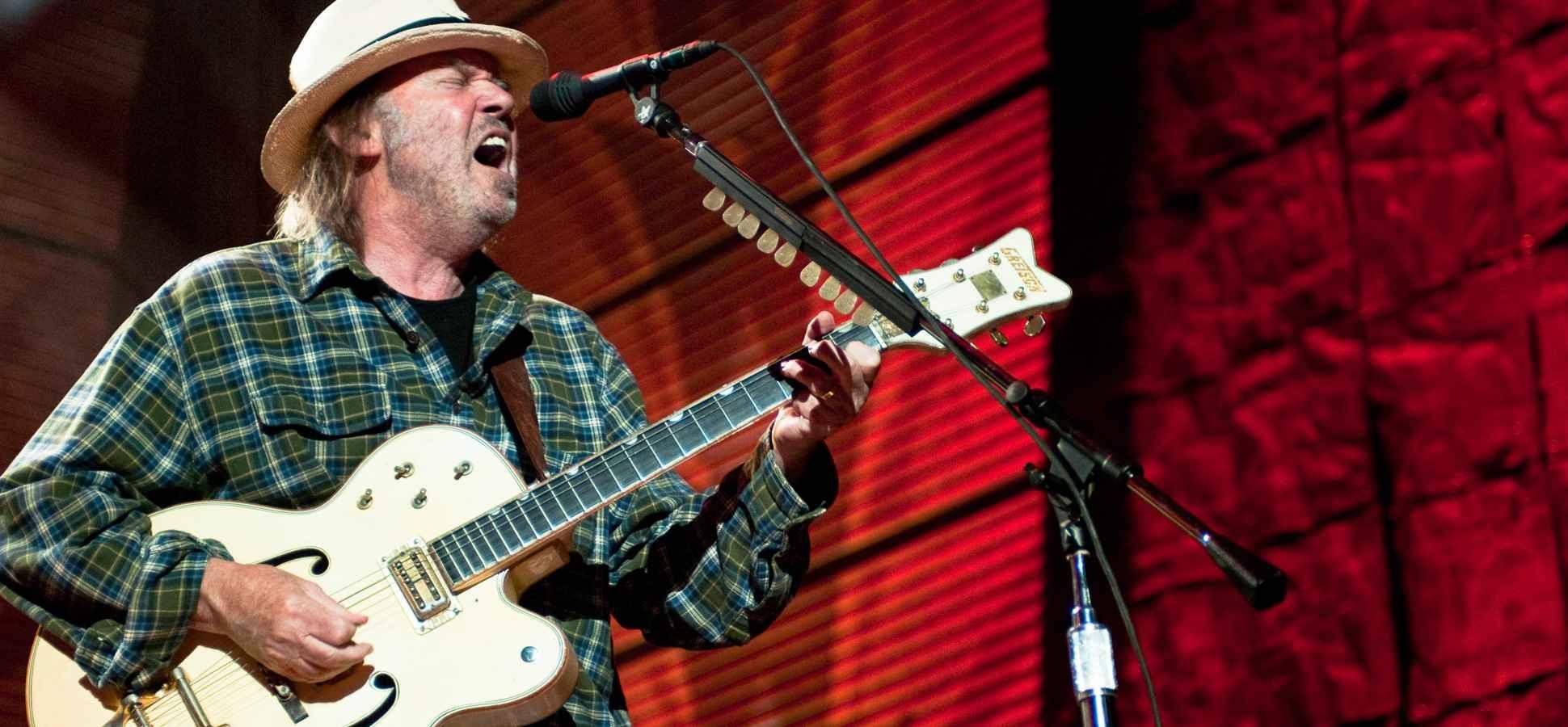 How Neil Young Won Kickstarter