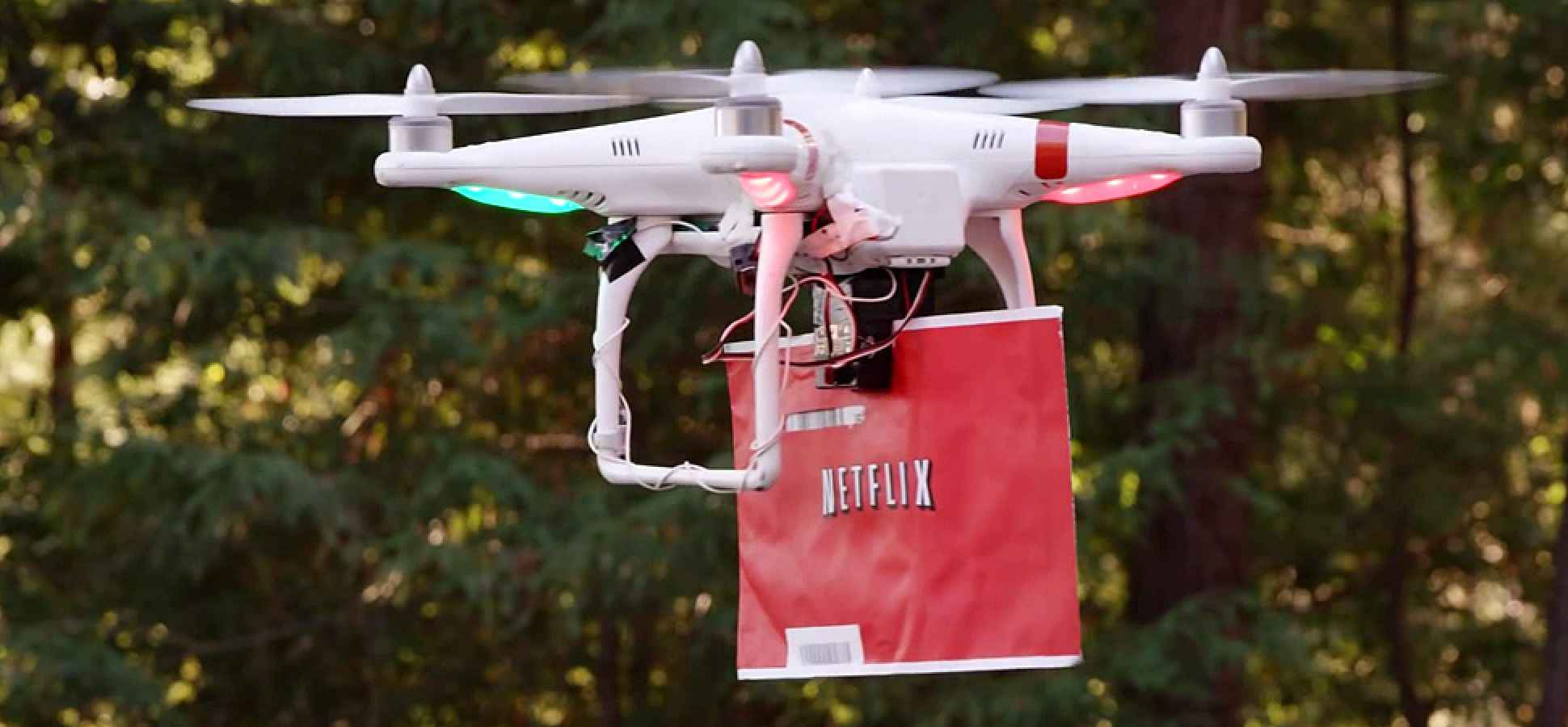 Netflix Drone 2 Home is Way More Fun Than Amazon's Version