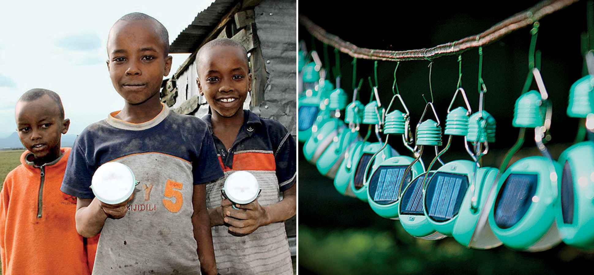 The Entrepreneur Lighting Up Communities in Need