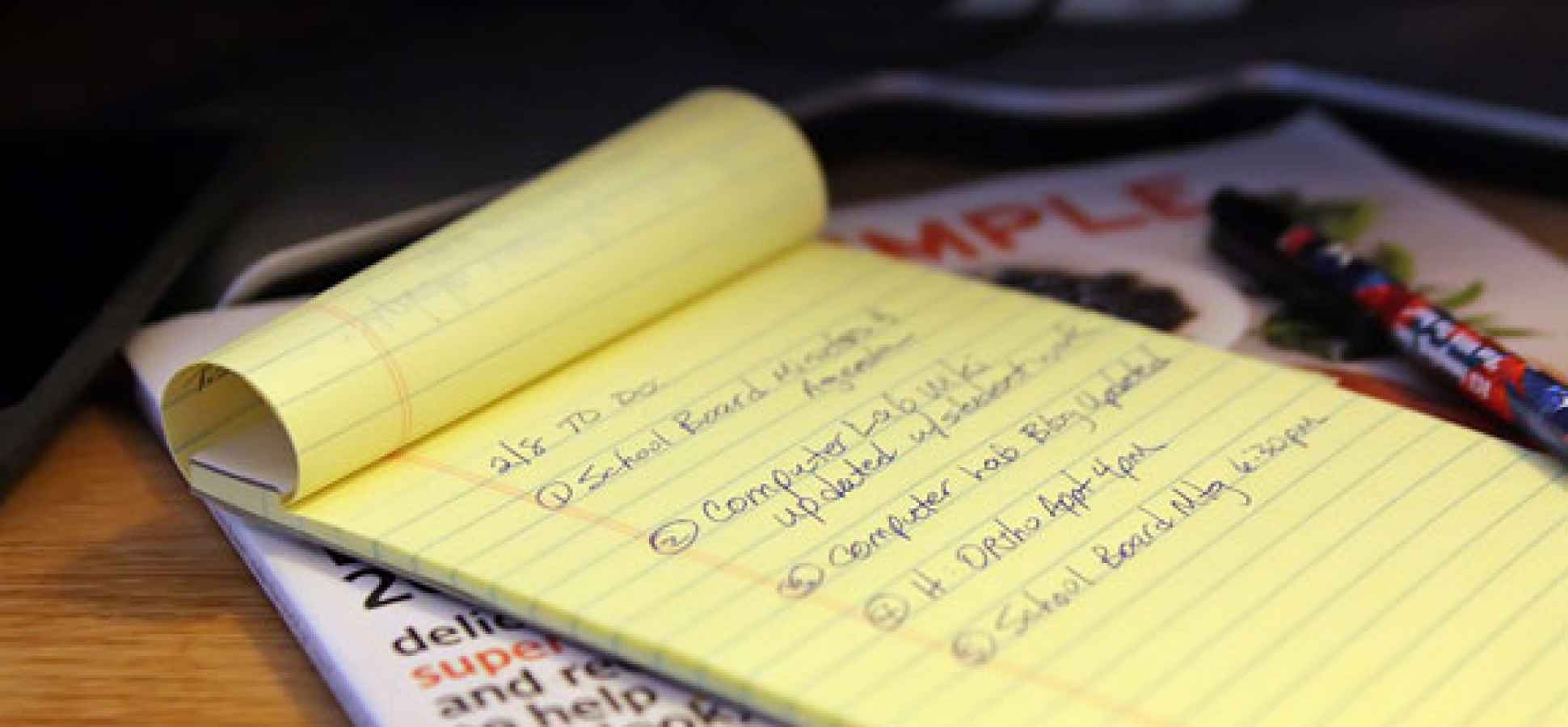 Is Your To-Do List Freaking You Out? Try a 'Pressure Calendar'