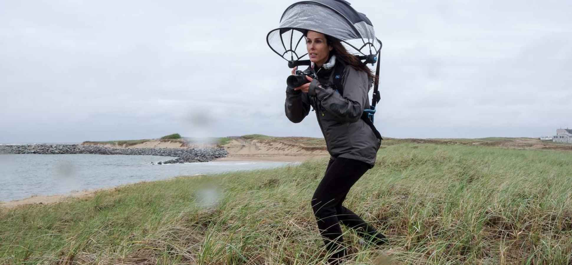 This 'Shark Tank' Alum Believes He'll Sell Millions of Hands-Free Umbrellas