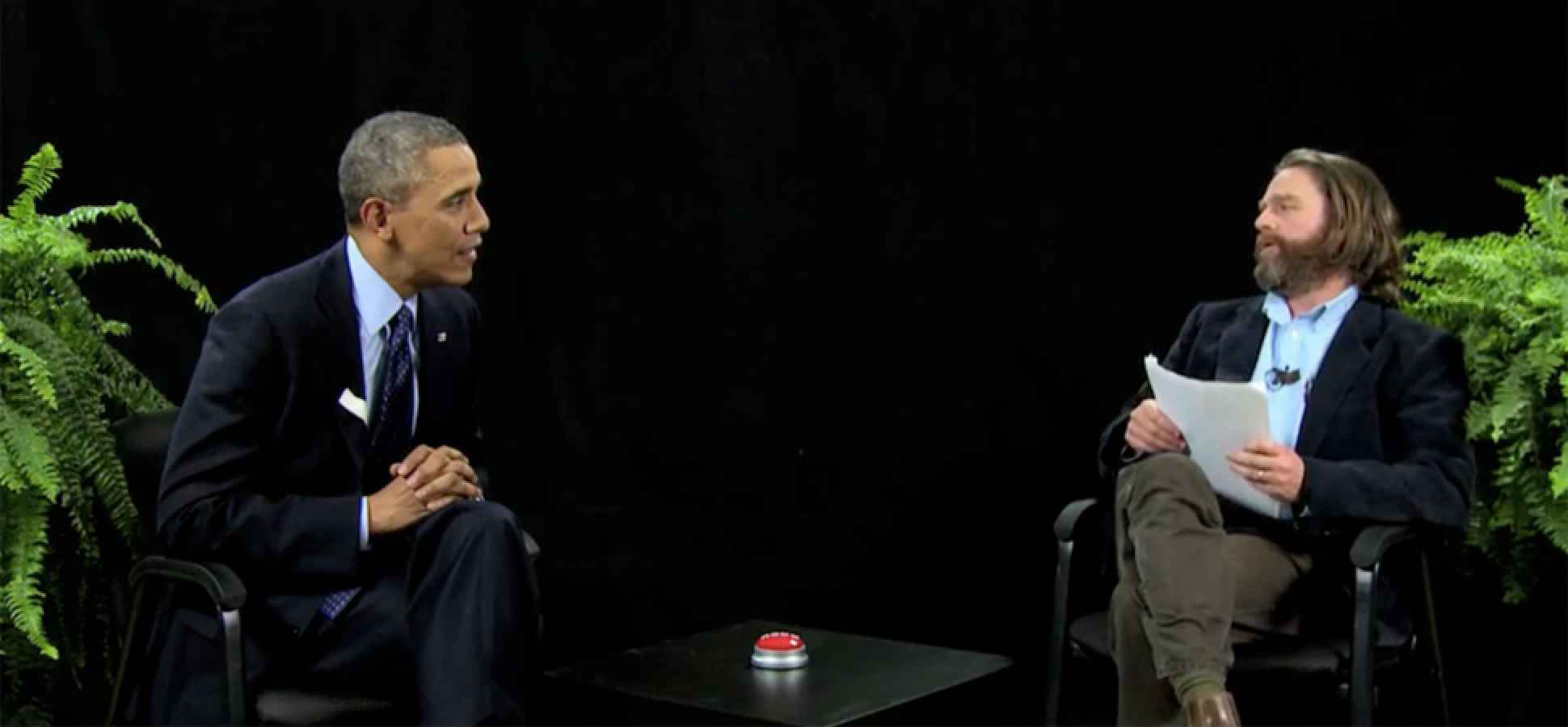 Obama Gives a Lesson on Knowing Your Audience in 'Between Two Ferns'