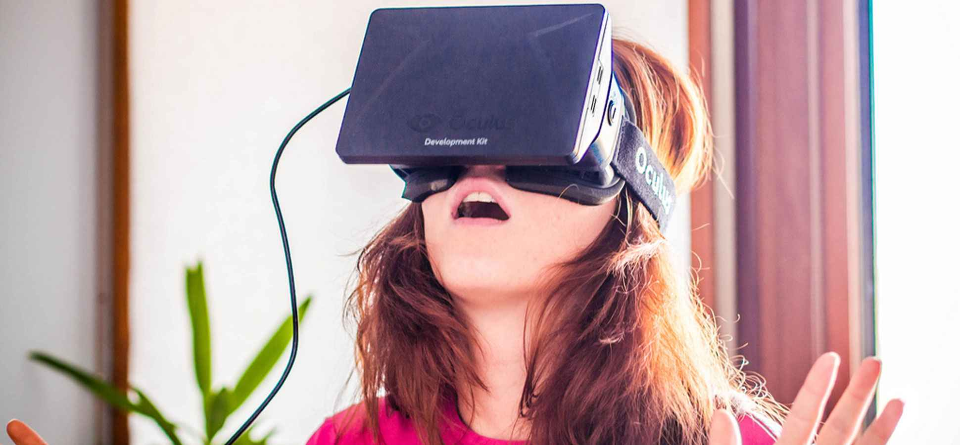 Why Virtual Reality Is About to Blow You Away