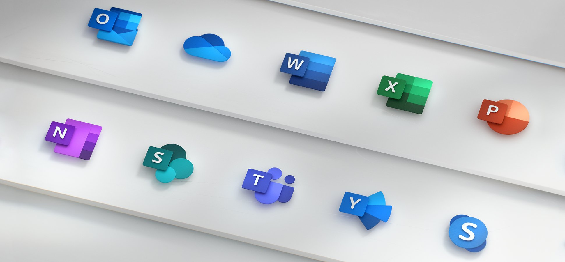 Microsoft Took an Entire Year to Design the New Office Icons. Here's What They Learned (You Decide How Much You Like Them)