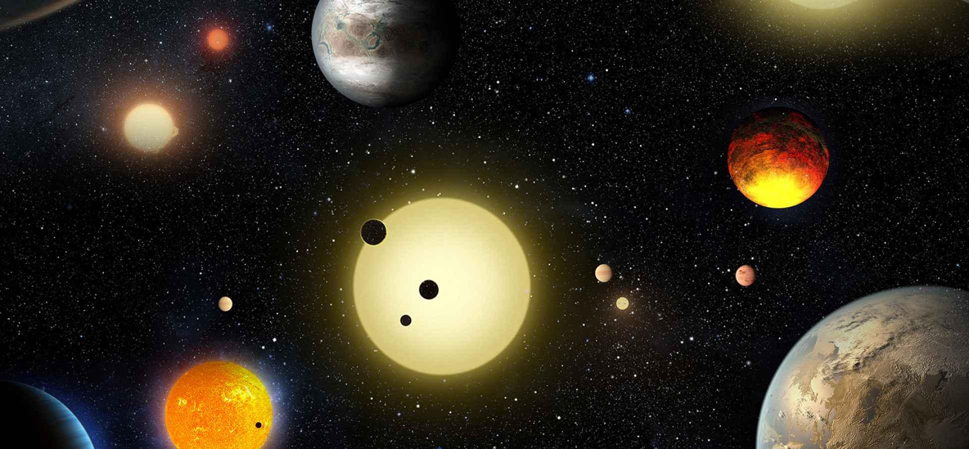 NASA's Kepler Telescope Finds Cluster of 1,284 Planets