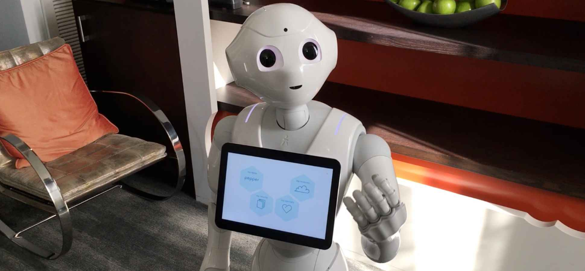 This Humanoid Robot Could Work in a Retail Store Near You