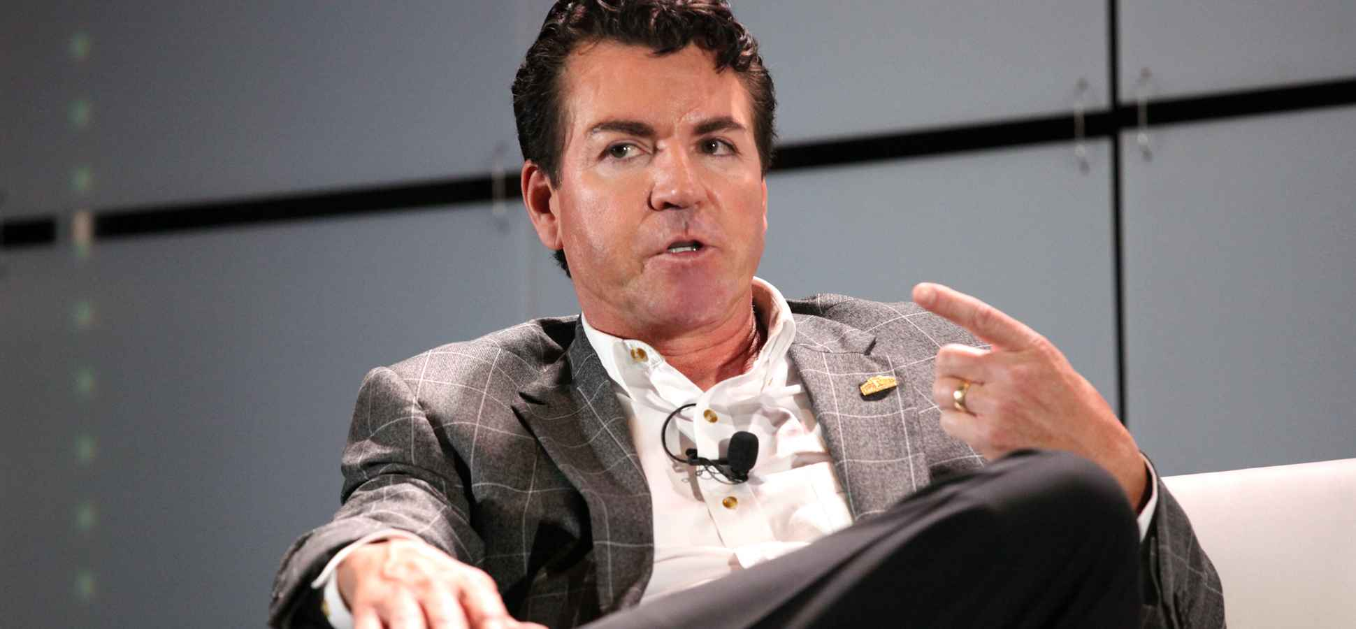 Why 'Papa' John Schnatter Still Runs His Pizza Empire Like a Small Business