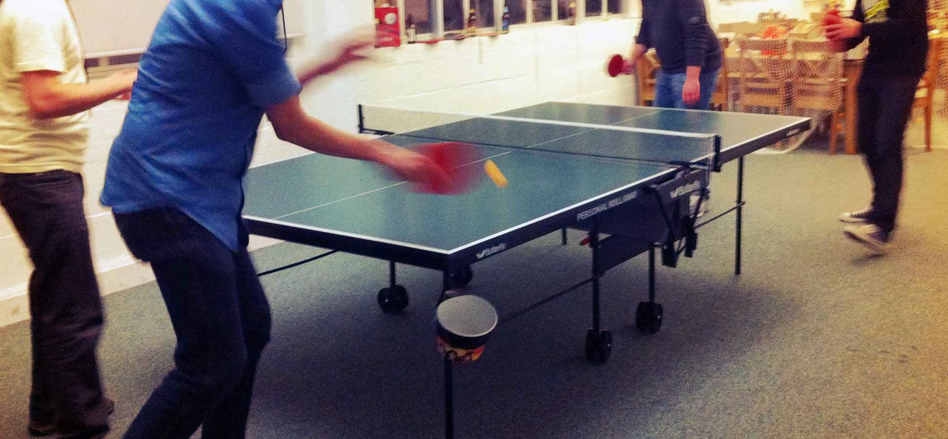 How to Hire a Winner? Try a Game of Ping Pong | Inc.com