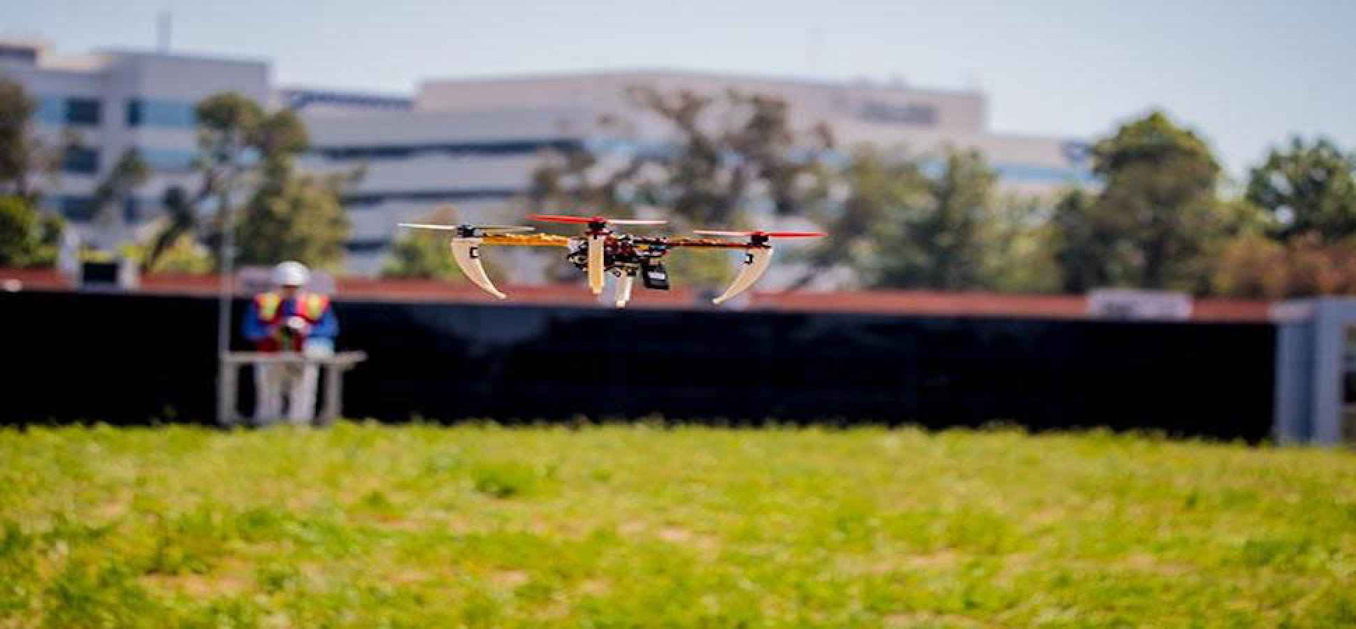 Qualcomm Successfully Completes LTE Drone Trials