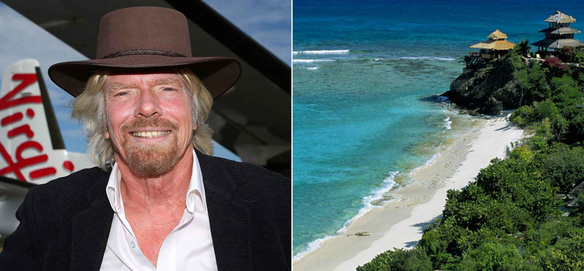 How to Win a 5-Day All-Expenses Paid Trip to Richard Branson's 'Entrepreneur's Island'