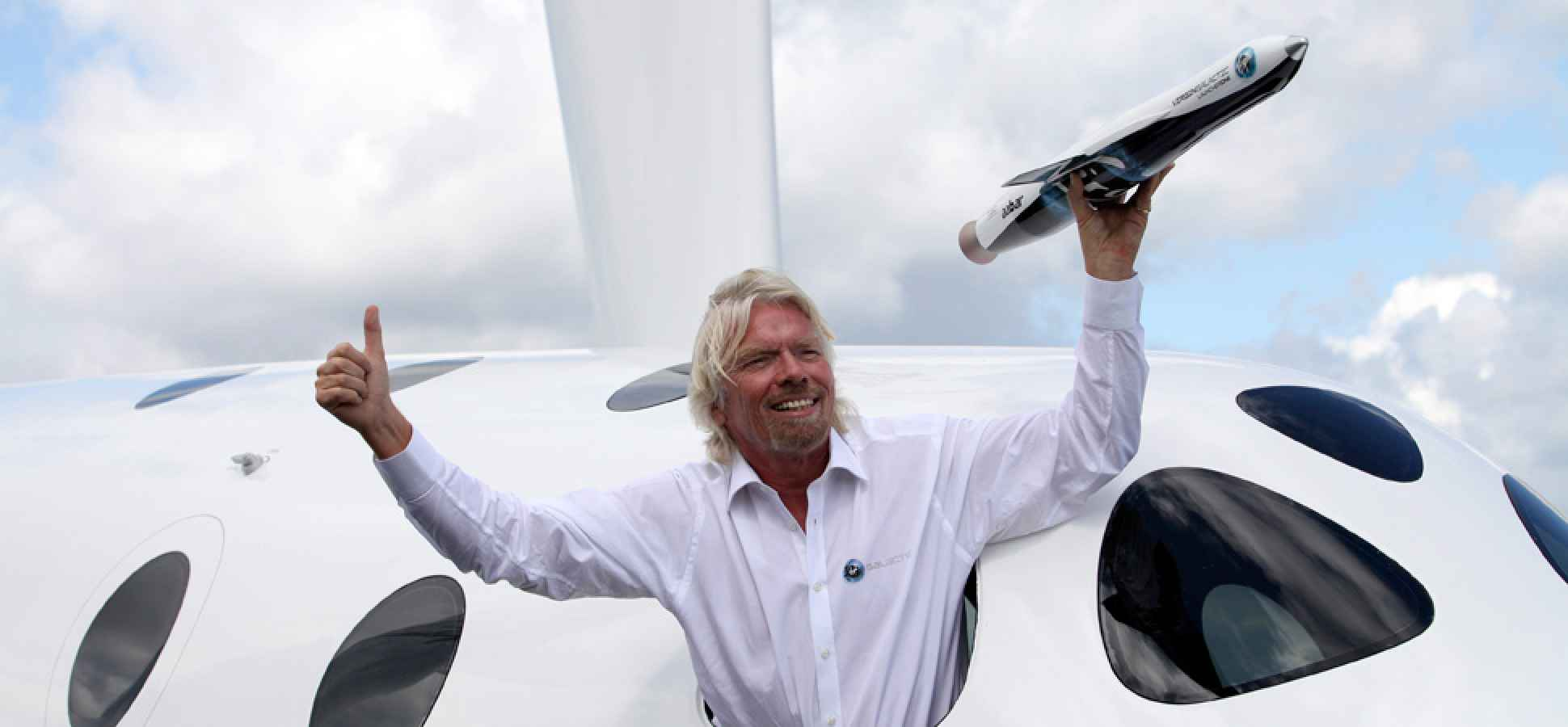 richard branson books