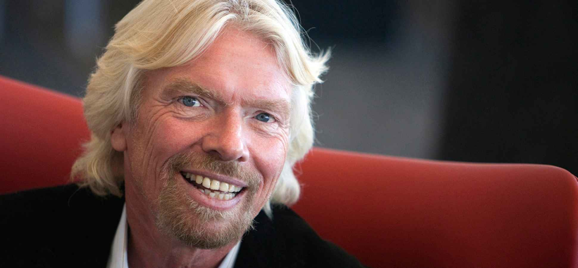 Richard Branson to Young Entrepreneurs: 'Just Do It'