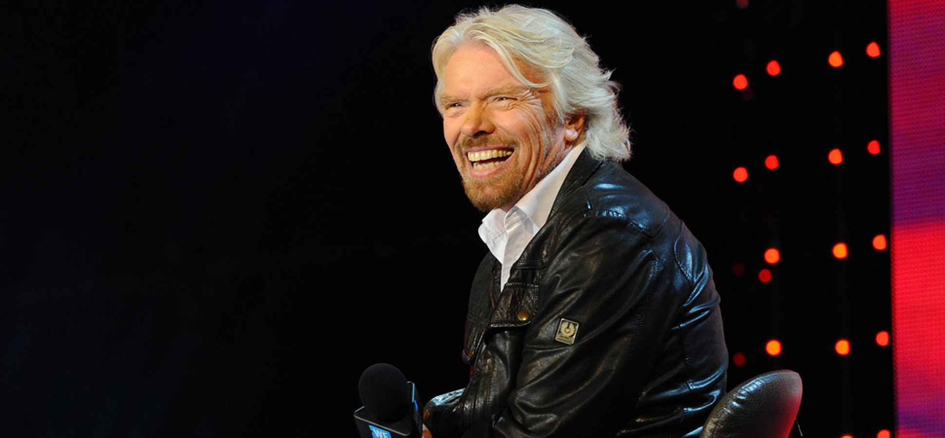 How Richard Branson Became an Entrepreneur by Mistake