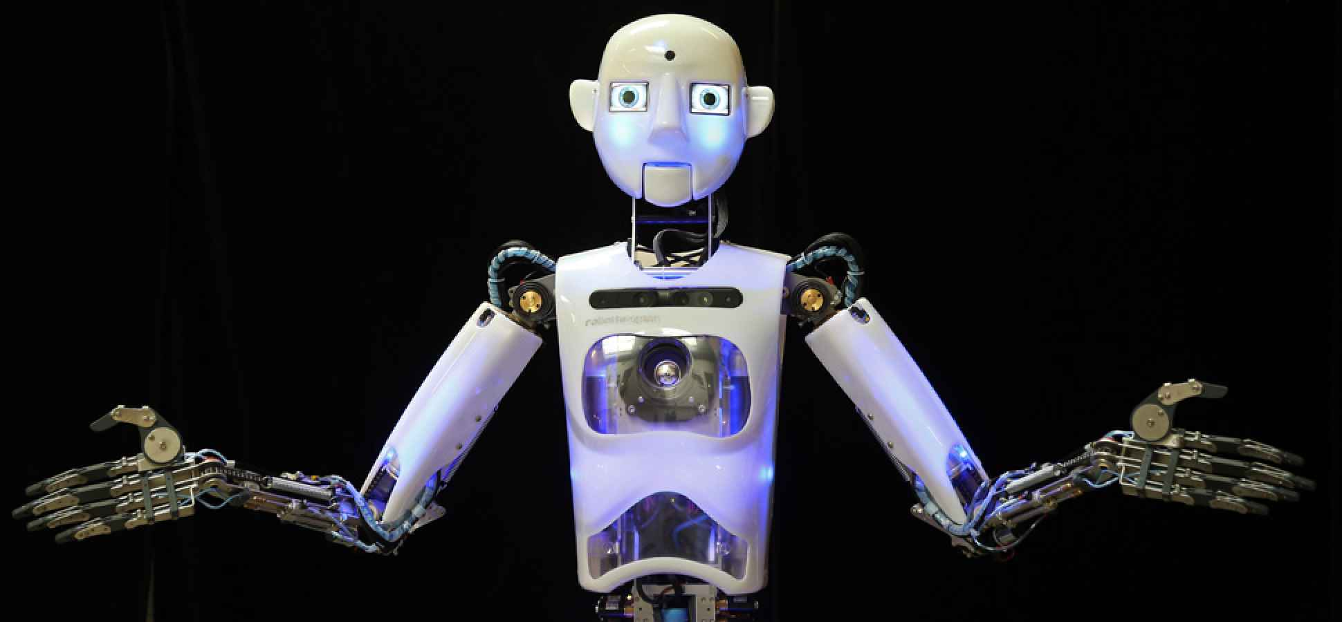 The First Robot That Behaves Like a Human