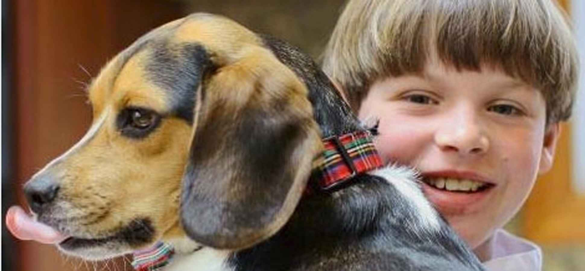 This 10-Year-Old Entrepreneur Owes His Incredible Success to His Four-Legged Friend