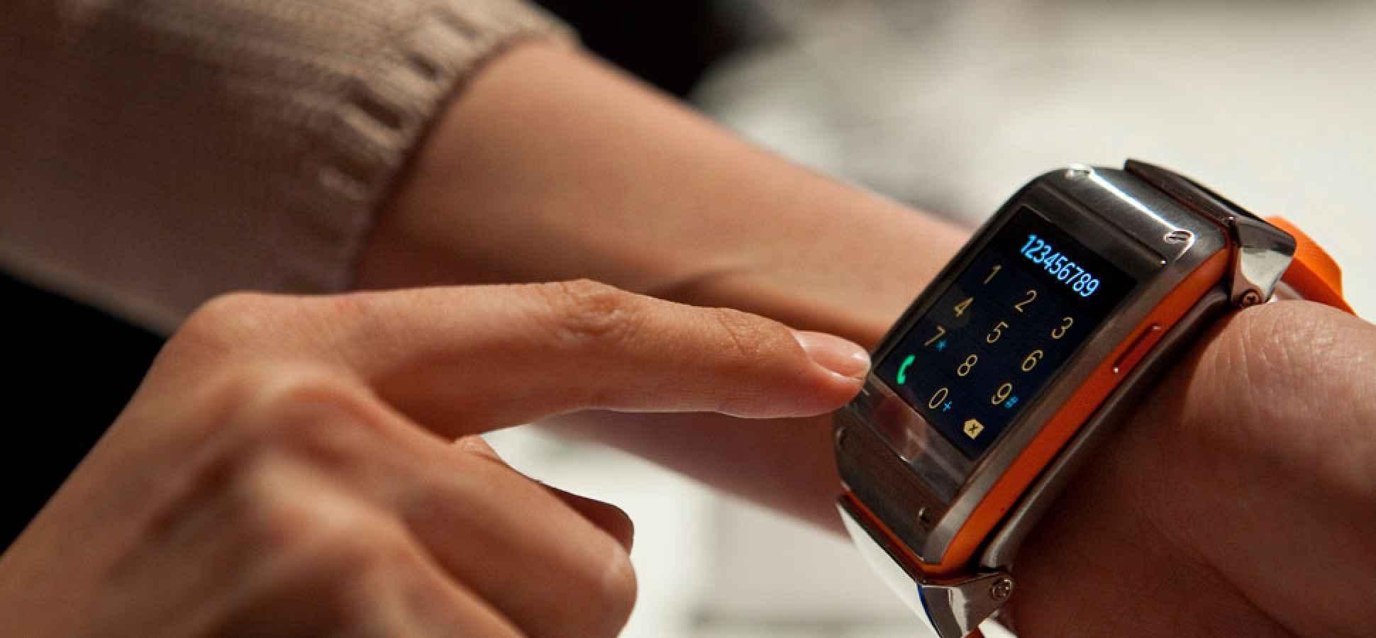 5 Start-Ups the Samsung Galaxy Gear Just Made Nervous