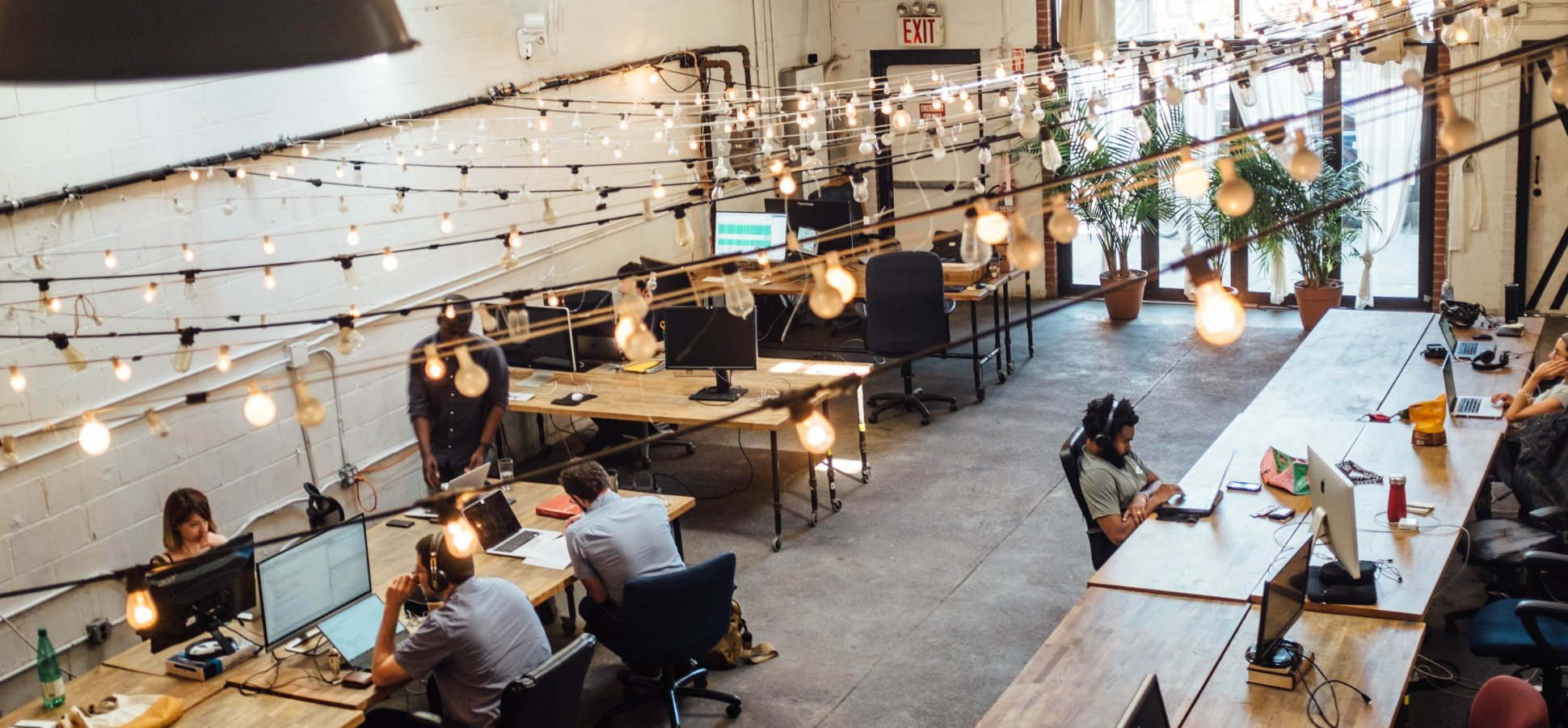 Aaptiv's Founder Started His Company in a Co-Working Space. Here's How to Know If You Can Do the Same