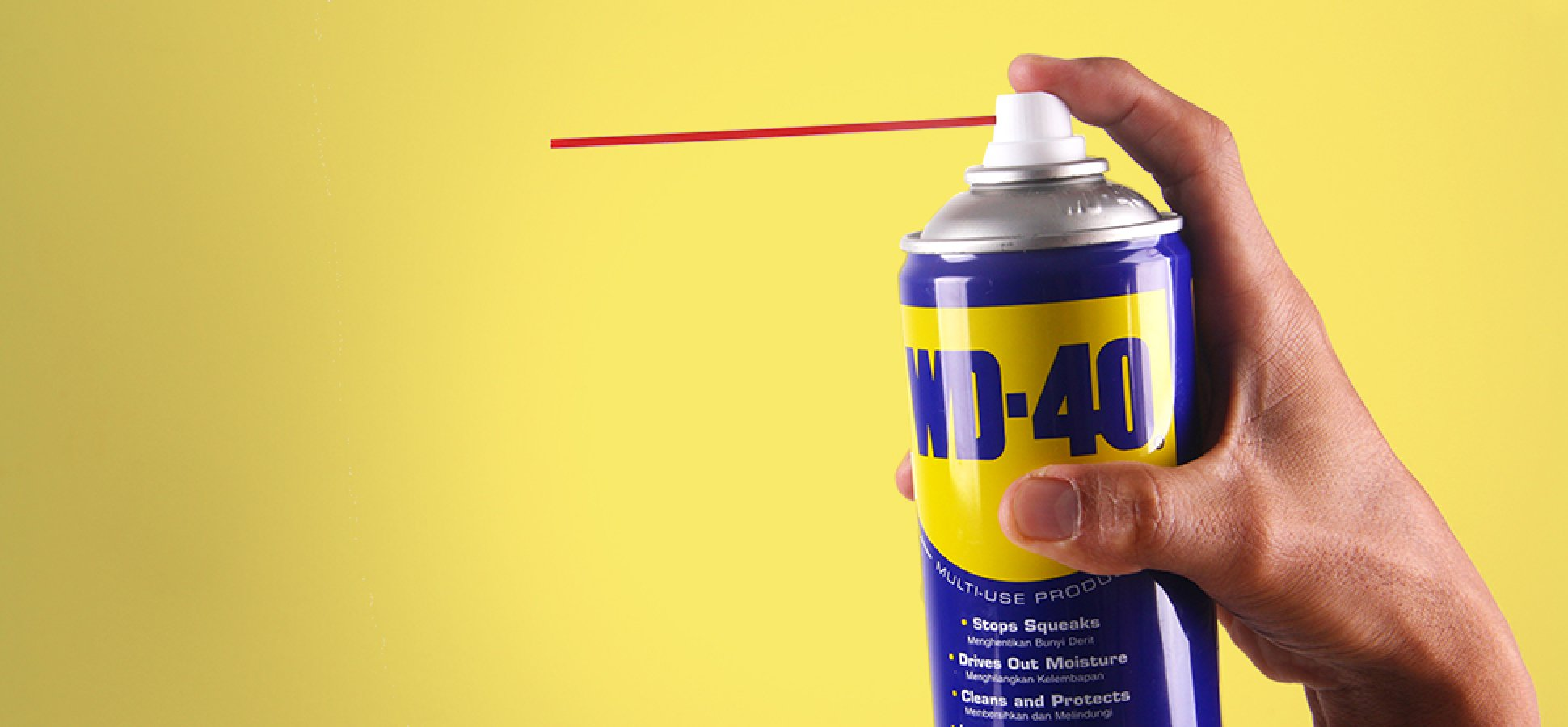 WD-40 Does $380 Million in Sales a Year. Its Secret Sauce Is Surprisingly Simple