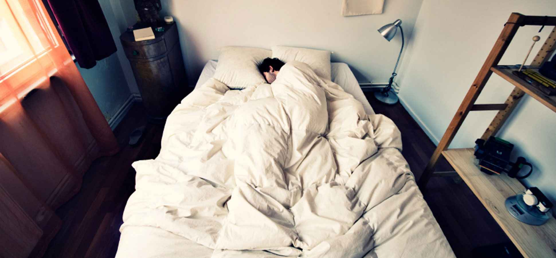 5 Tips to Get a Productive Night's Sleep