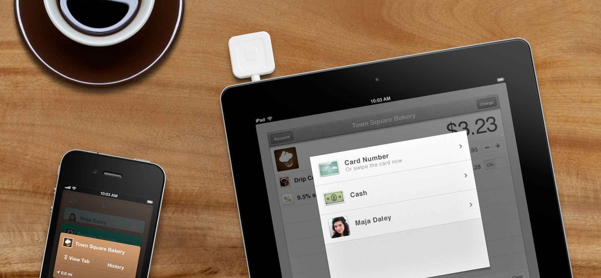 Square Moves Beyond Mobile Payments
