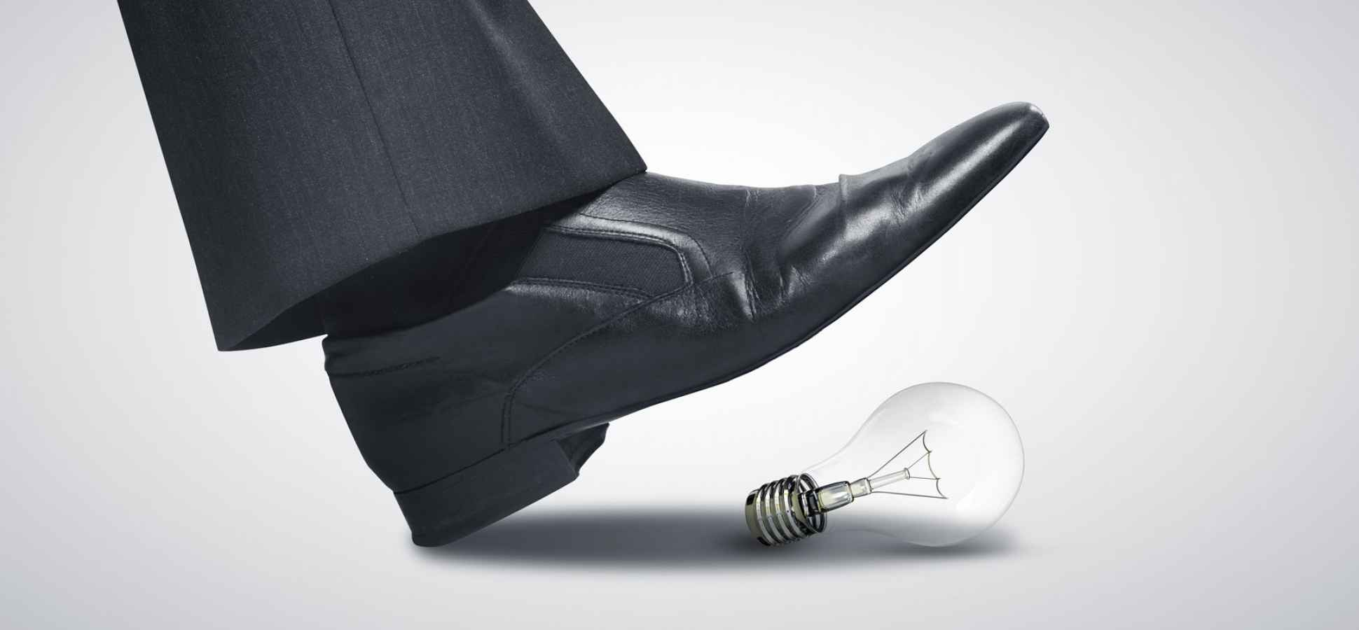 Encouraging Innovation: You're Doing It Wrong