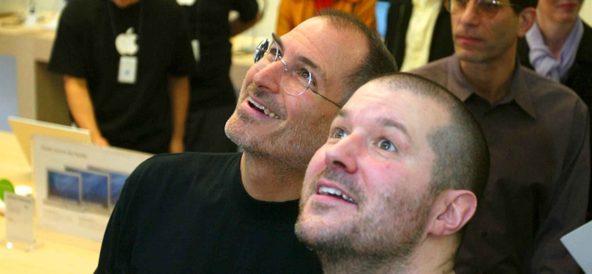 The 2 Most Important Things Steve Jobs Taught Jony Ive