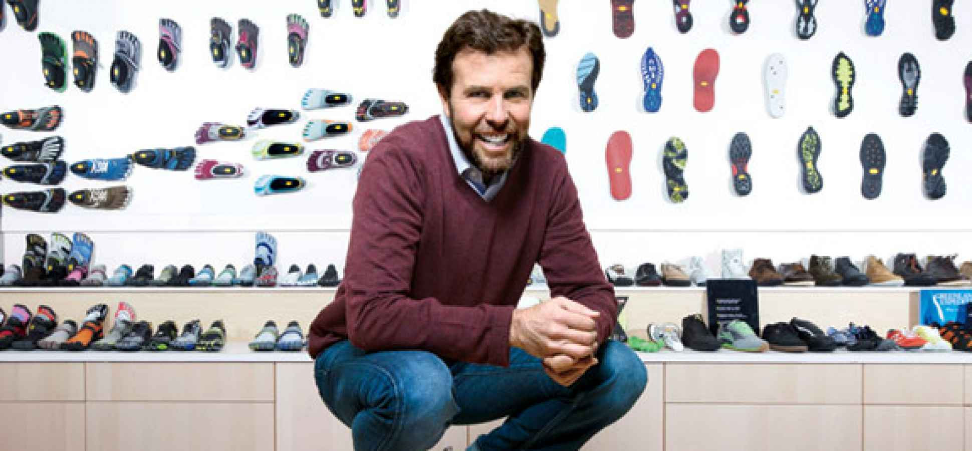 The Real Thing Tony Post Was Inundated By Fake Fivefingers