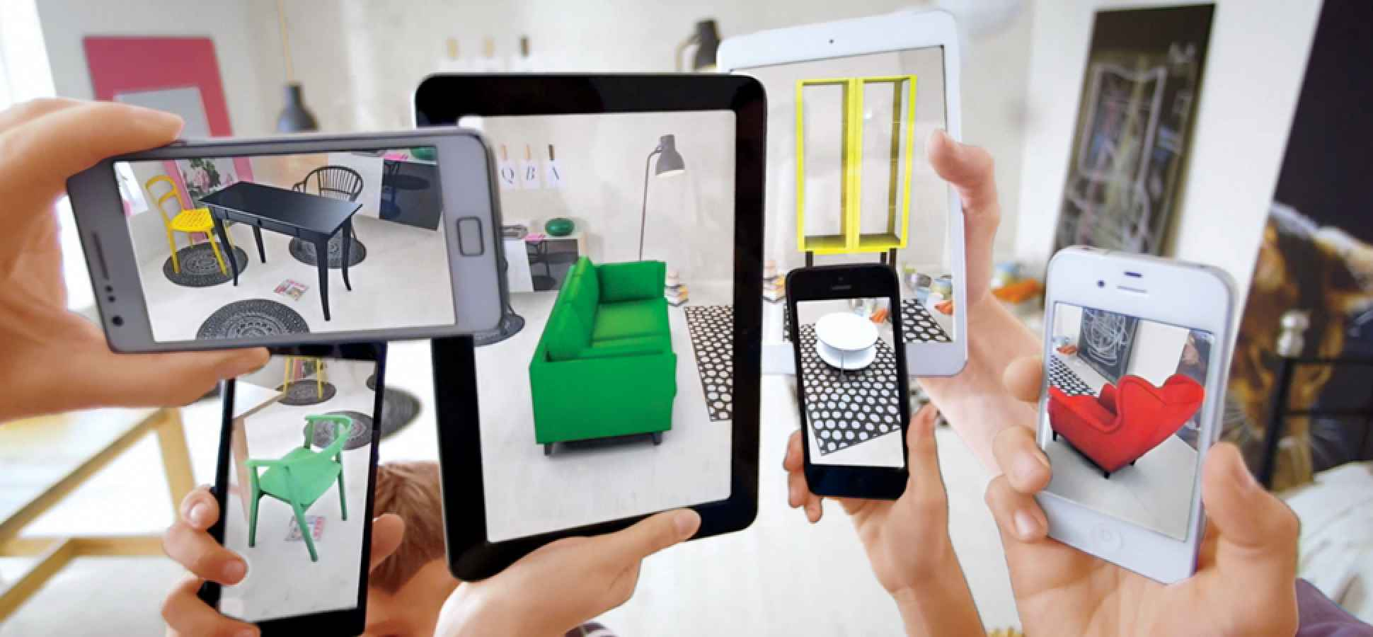 Augmented reality for businesses inc urtaz