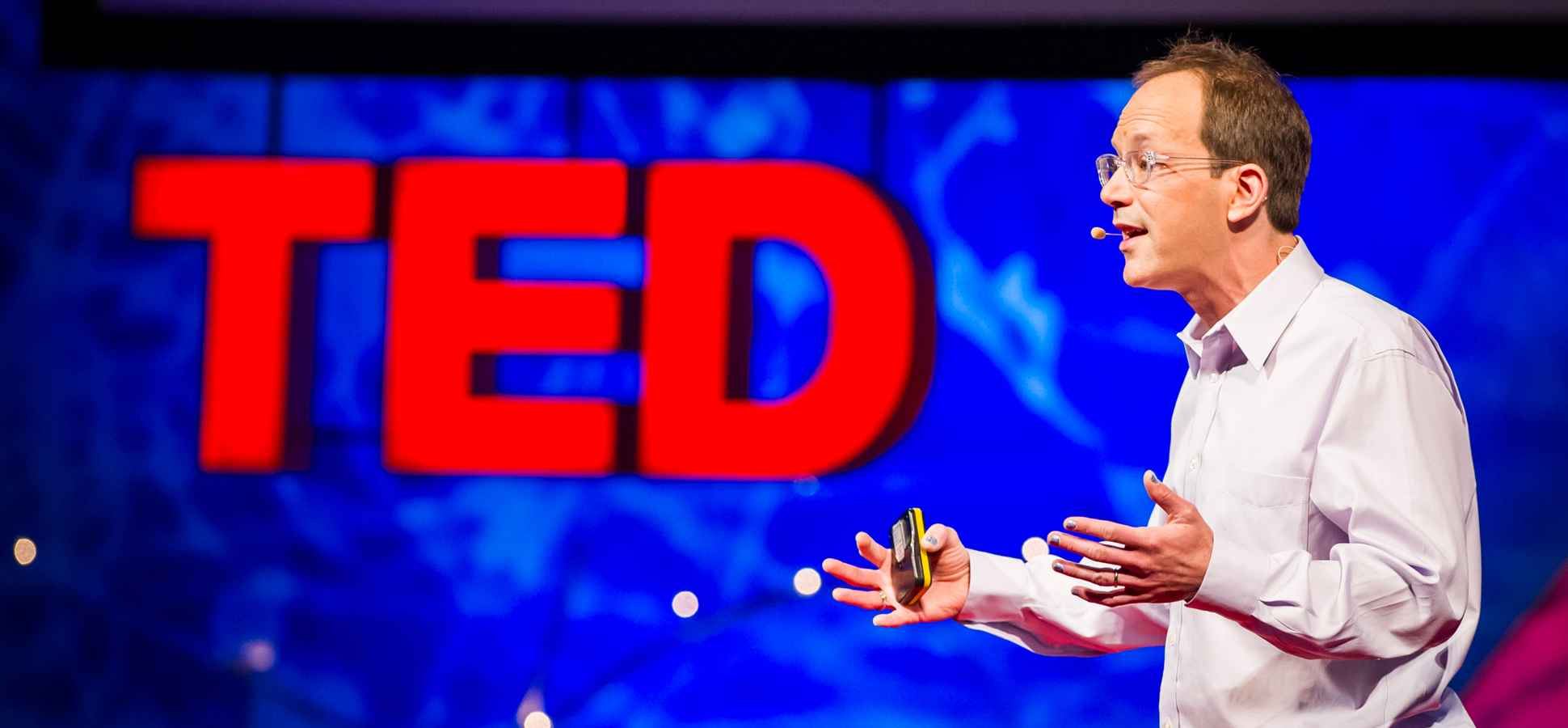 12 TED Talks That Will Make You Sound Smarter