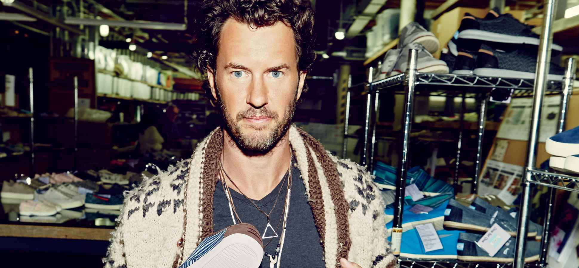 8179e3a0540 How Toms  Blake Mycoskie Built a  400 Million Business on Social ...