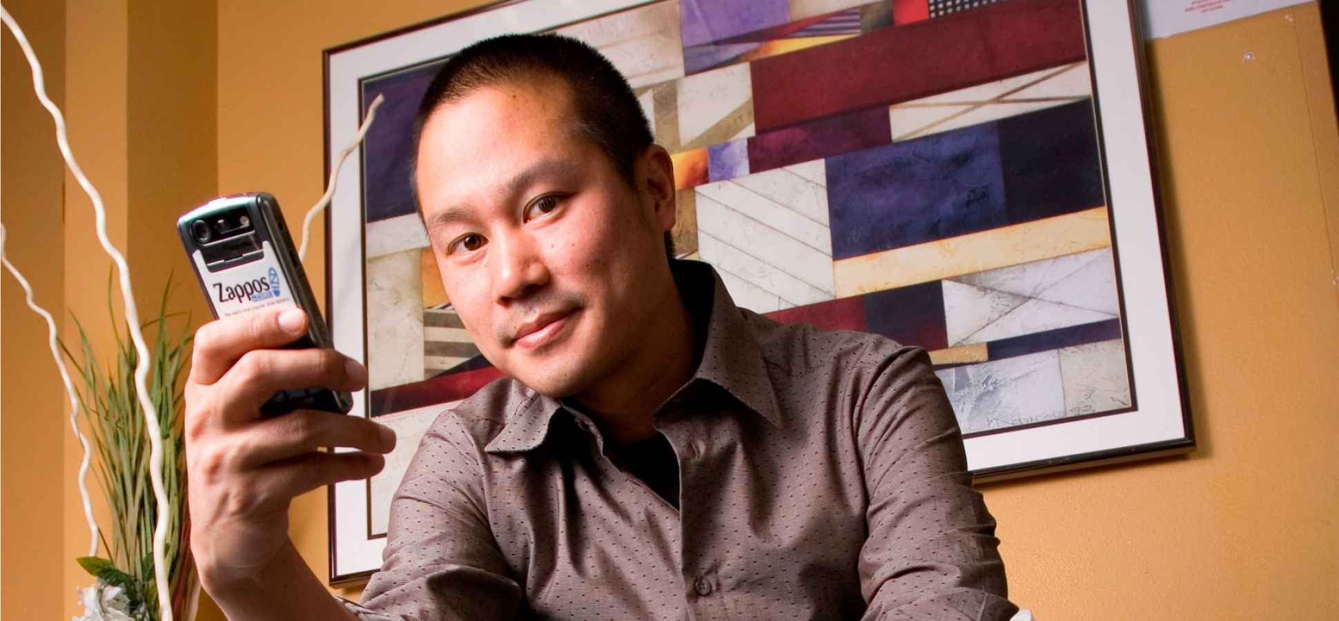 How Tony Hsieh Gets to Inbox Zero