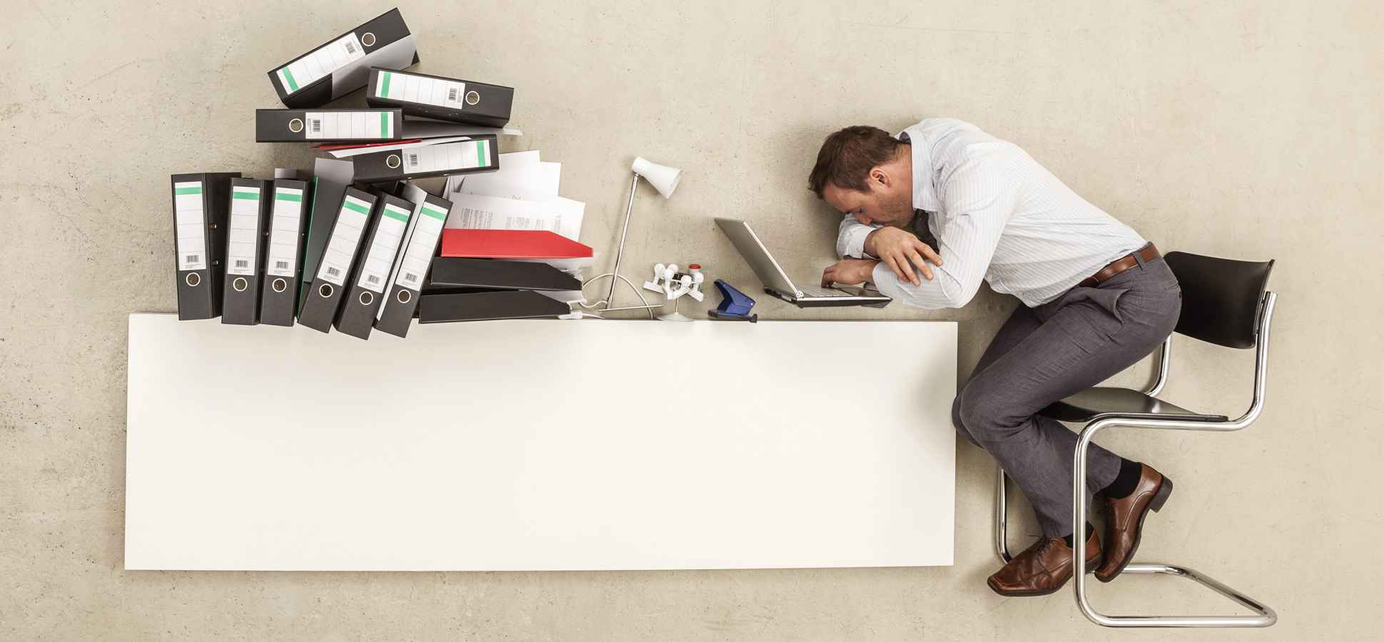 7 Ways to Deal With Overwhelm in Your Company