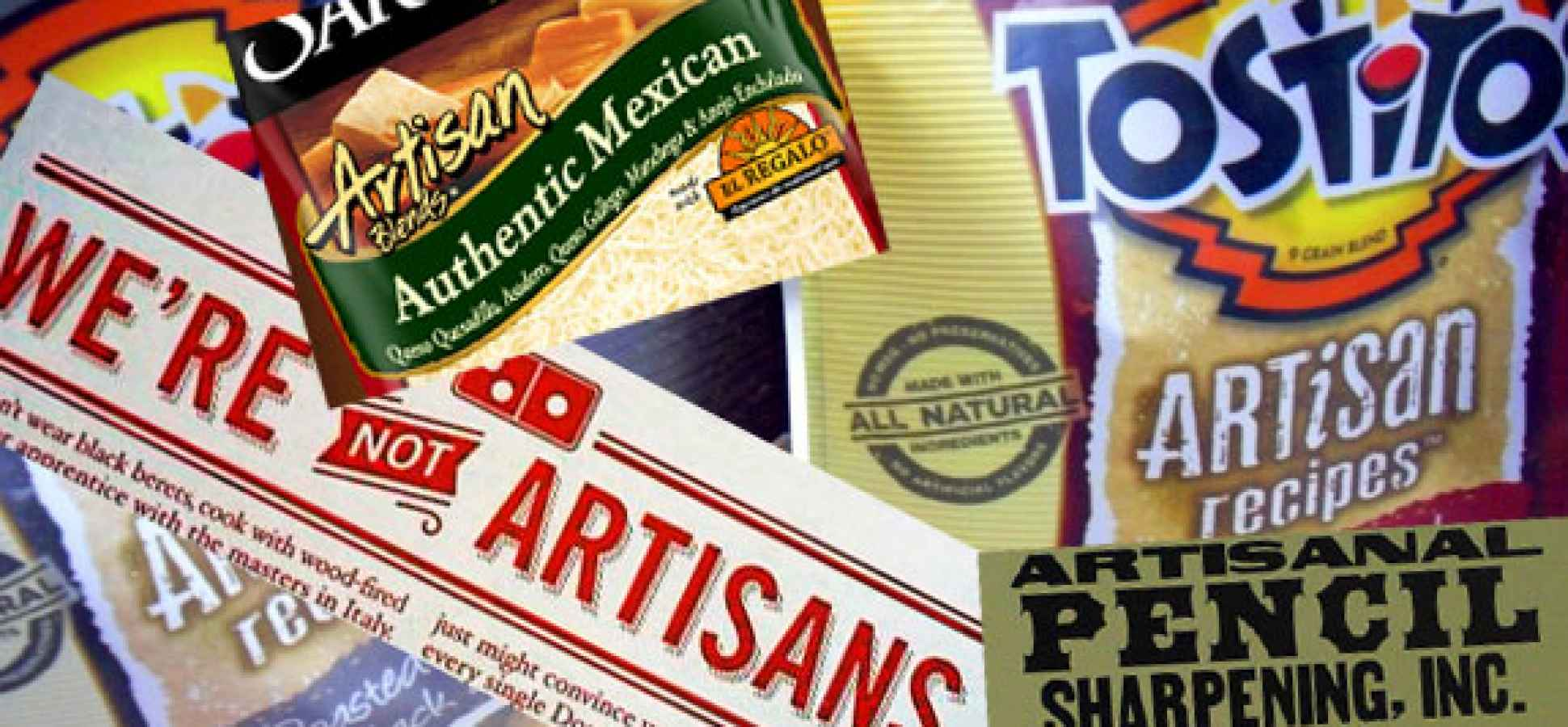 How Big Business Ruined 'Artisanal'