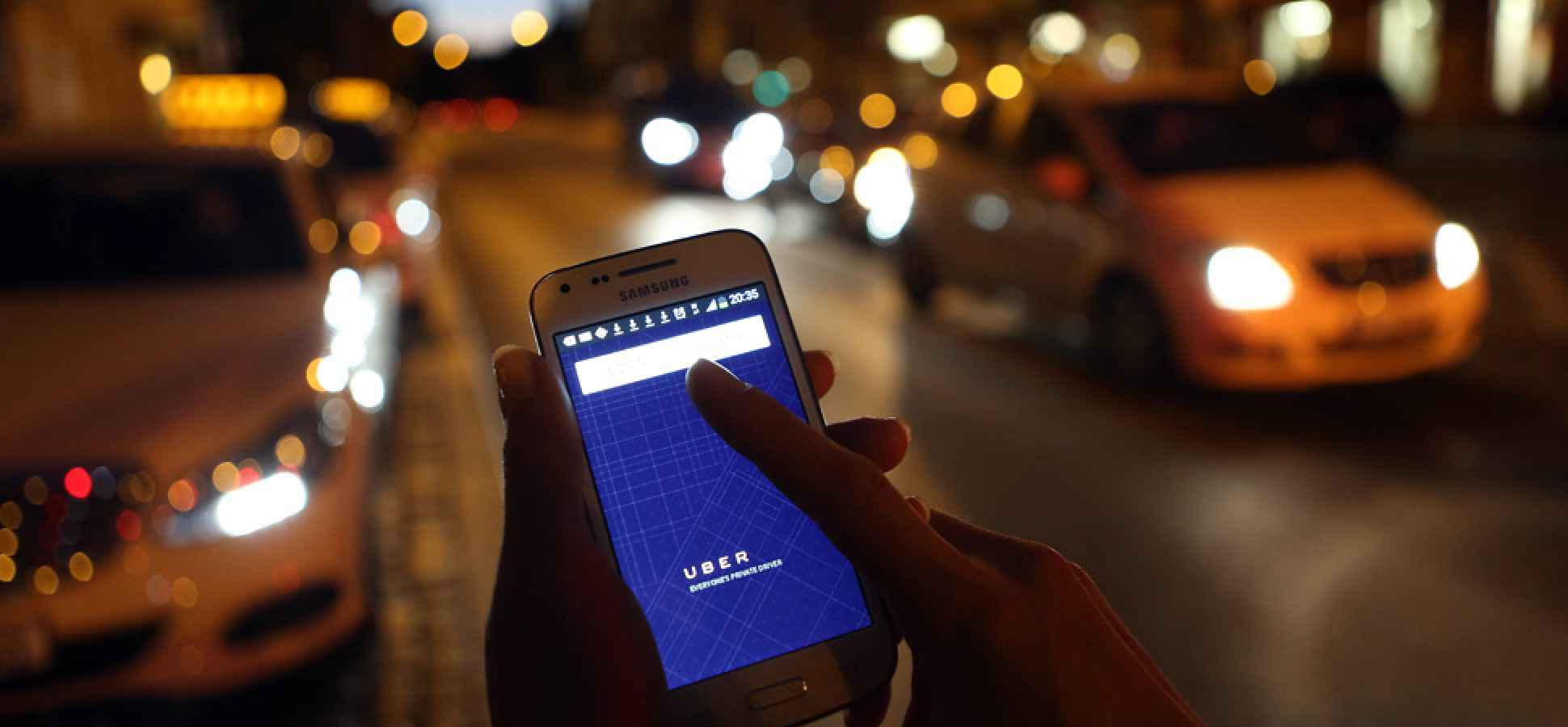 Uber Offers an Explanation For Those 'Phantom Cars'